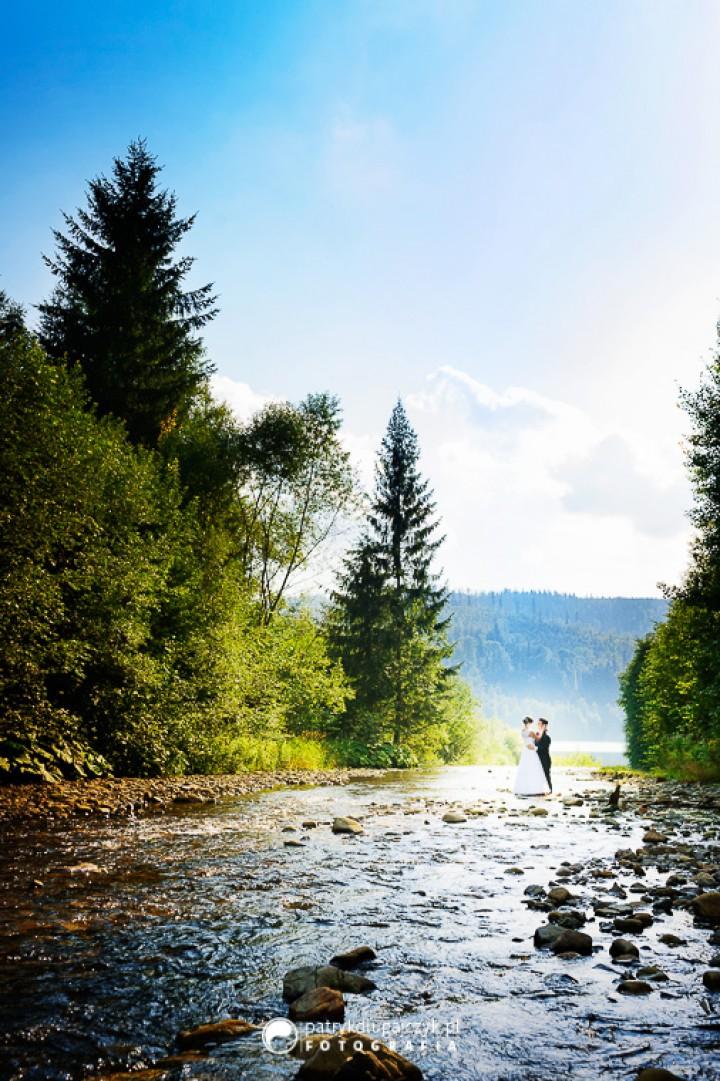 Kolejny górski plener – Gosia i Michał