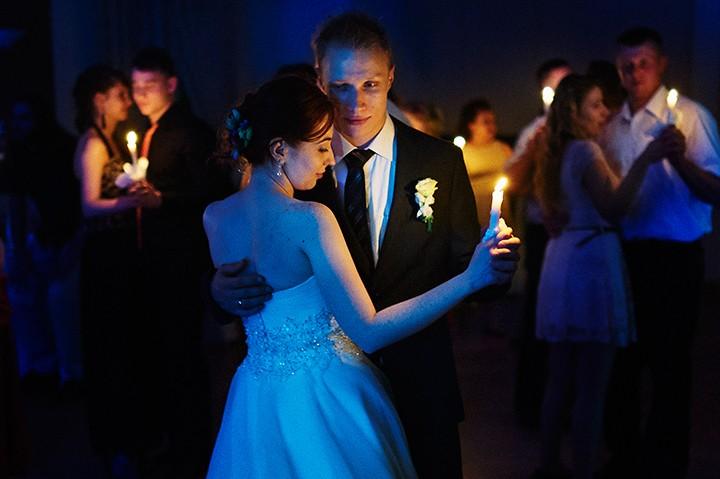 Monika i Karol – fotografia ślubna
