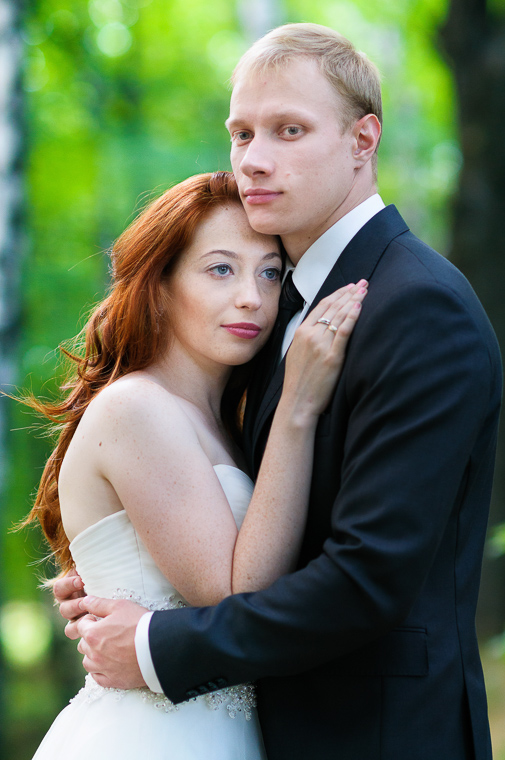 Romantycznie - Monika i Karol