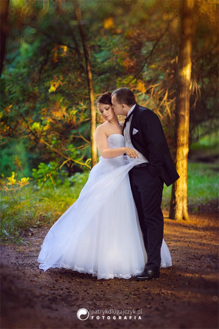Plener ślubny śląsk – Pałac w Brynku
